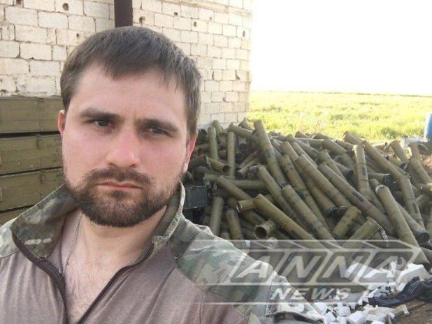 حدث وتعليق - فوارغ الصواريخ التي استخدمها النظام على جبهات ريف حماة