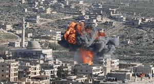 التوعية العامة - كيف نحمي أنفسنا أثناء القصف الجوي