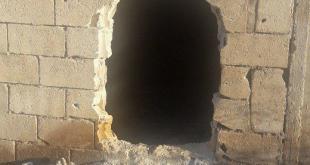 التوعية العسكرية - فتح ثغرات في الجدران