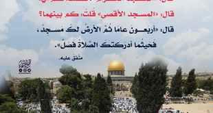 حدث وتعليق - أي مسجد وضع في الأرض أولا