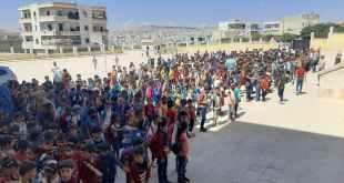 أزمة التعليم في عفرين