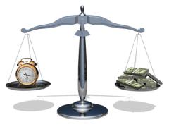 Timpul inseamna bani