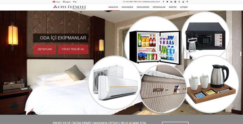 Otel Ürünleri