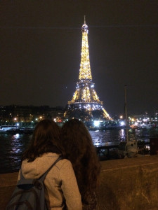 Paris, City of lights - and of love