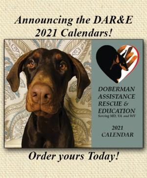 DAR&E 2021 Calendar