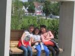 zur Gartenschau in Sigmaringen