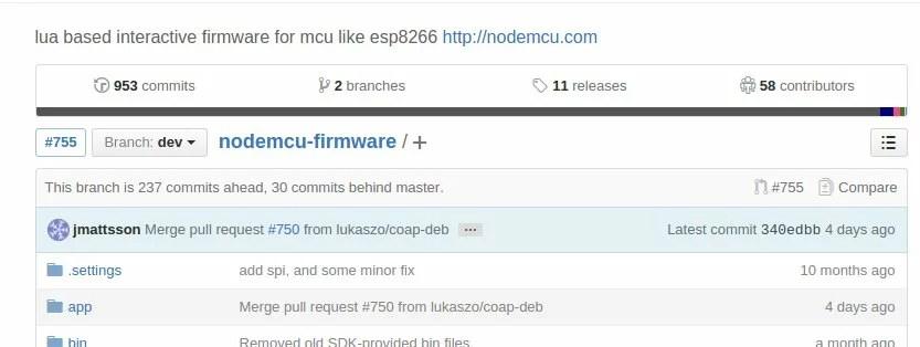 ESP8266 - Instalar firmware nodeMCU usando Linux ou Windows