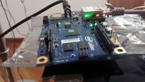 Intel Galileo Linux e Arduino IDE