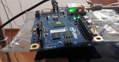 Galileo 1 | Intel Galileo Linux e Arduino IDE