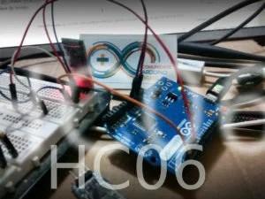 HC06 e Arduino Leonardo