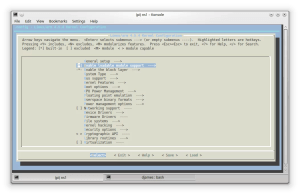 Enable loadable modulo support