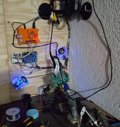 Fazer streaming com camera do Raspberry