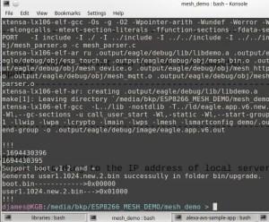 boot + user.bin