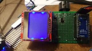 Nokia 5110 e Arduino Pro Mini
