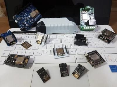 MQTT no ESP8266   webserver com micropython