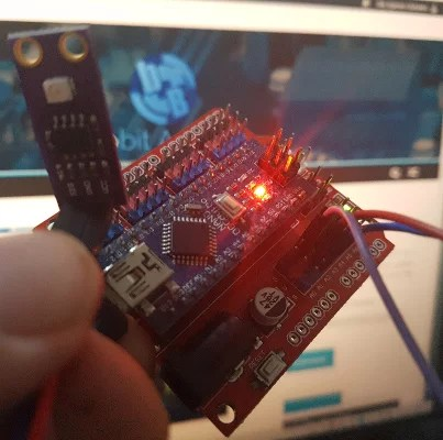 Sensor UV com Arduino - destaque