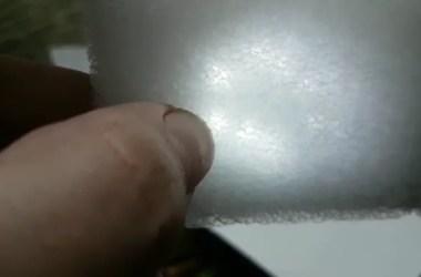 sensor de toque