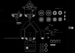 relógio cuco - projeto