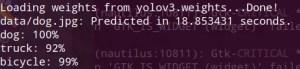 YOLO -Detecção de objetos