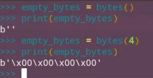 dados binários