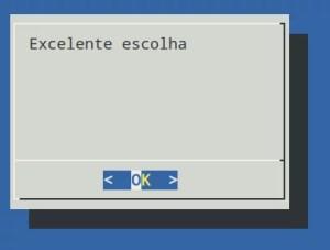 Dialog com Python