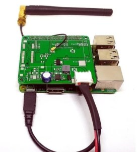 Hat LoRa para Raspberry Pi - apresentação
