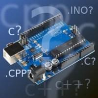 """A """"linguagem do Arduino"""" é C ou C++?"""