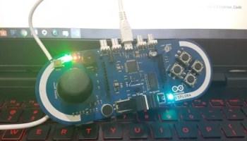 Arduino Esplora - destaque