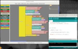 Programar Arduino com Ardublock