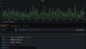 grafana e MQTT - dashboard
