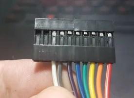 RC522 com ESP8266 - jumpers