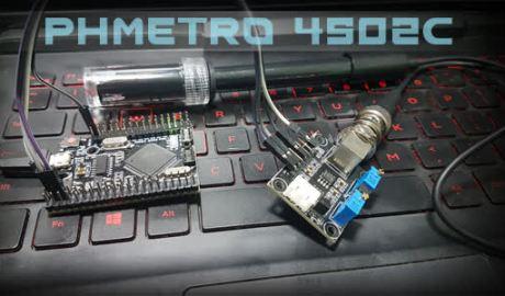 PHmetro PH4502C