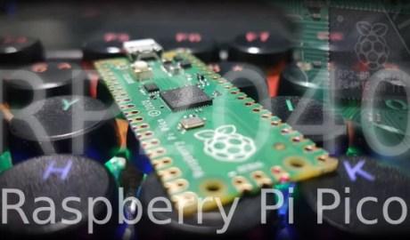 serial na Raspberry Pi Pico | programar a Raspberry Pi Pico