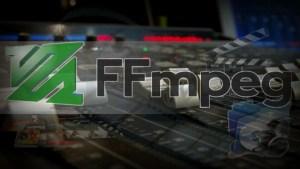 cut com ffmpeg