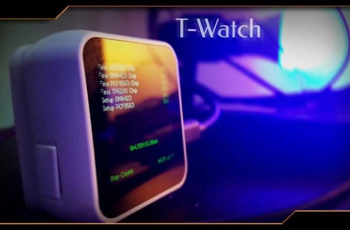 LilyGo T-Watch