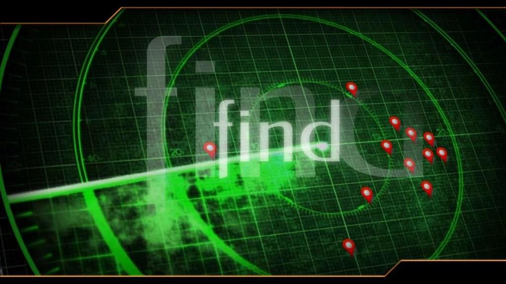 encontrar arquivos com find