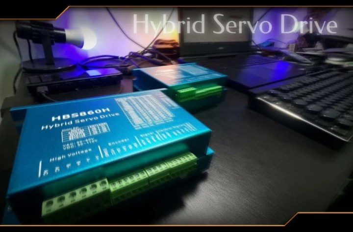 Hybrid Servo Drive