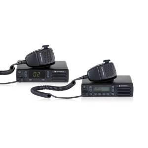 Radios móviles mototrbo DEM 300 y DEM 400