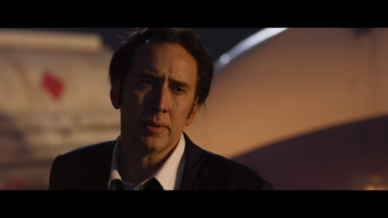 Dramatic Cage doing dramatic Cage things @ 1:43:12