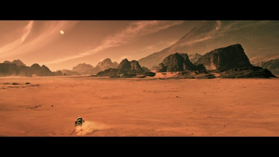 The Martian Blu-ray screen shot 10