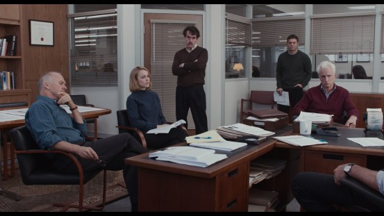 Spotlight Blu-ray screen shot 18