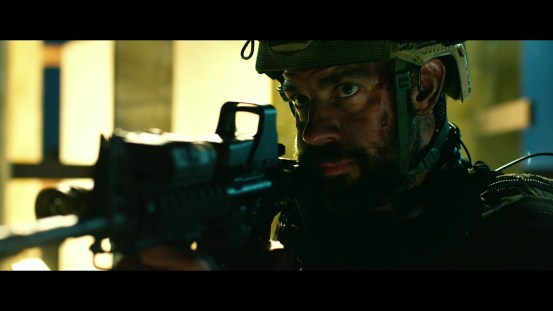 13 Hours: The Secret Soldiers of Benghazi Blu-ray screen shot 11