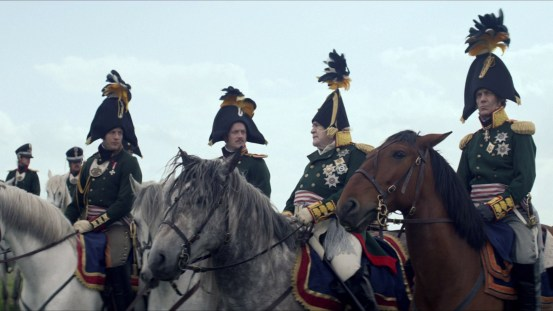 War and Peace Blu-ray screen shot 16
