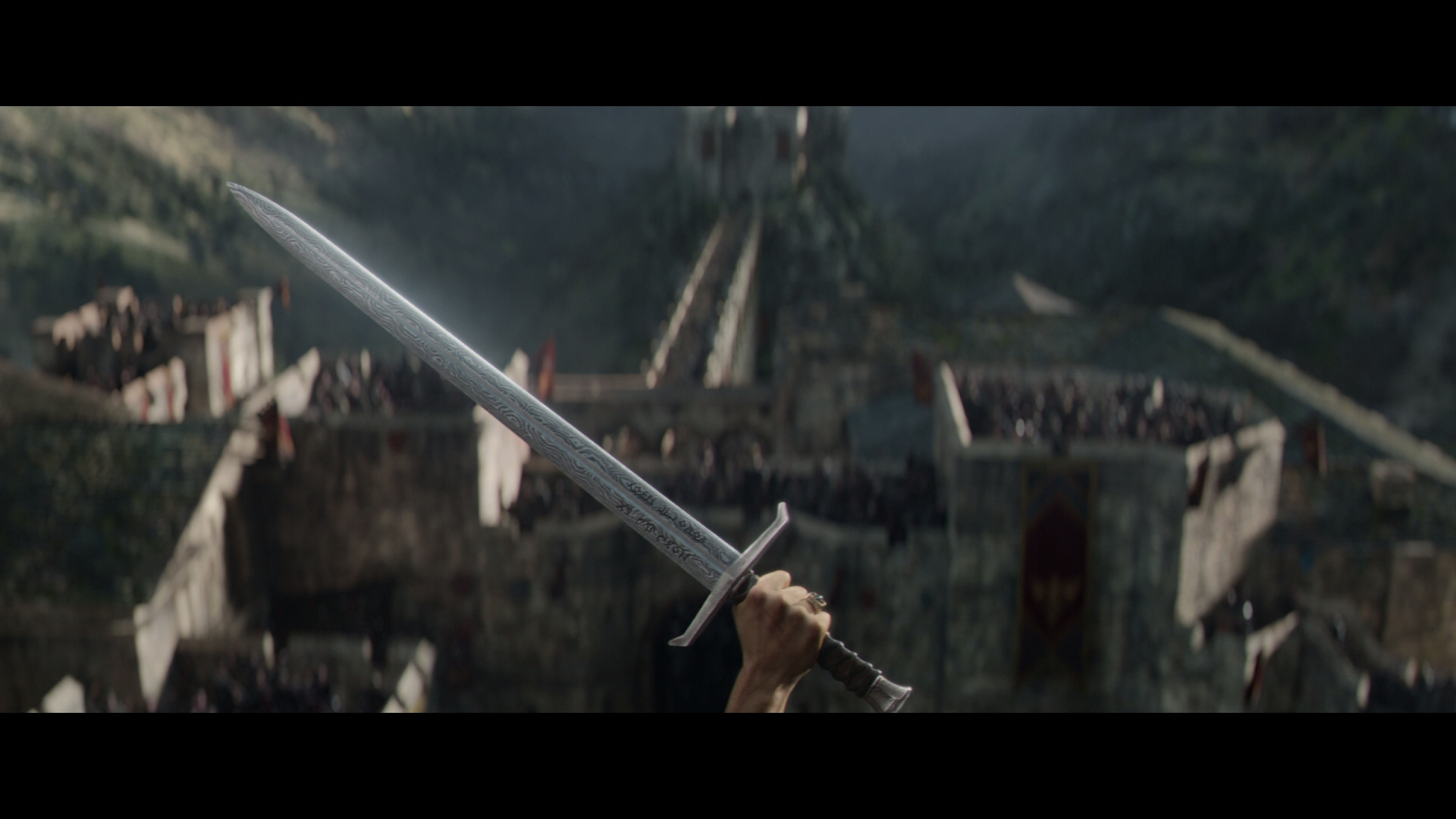 King Arthur Legend Of The Sword 4k Uhd Blu Ray Review
