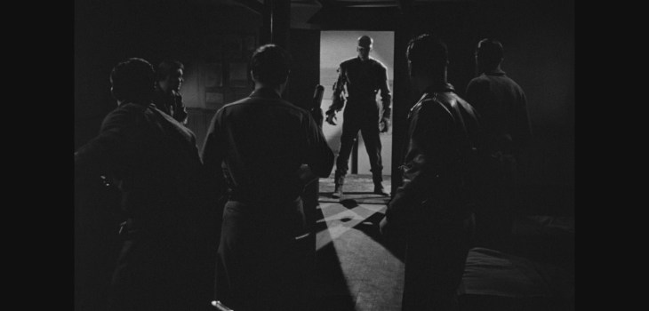 the thing from another world james arness kennth tobey blu-ray screen shot image