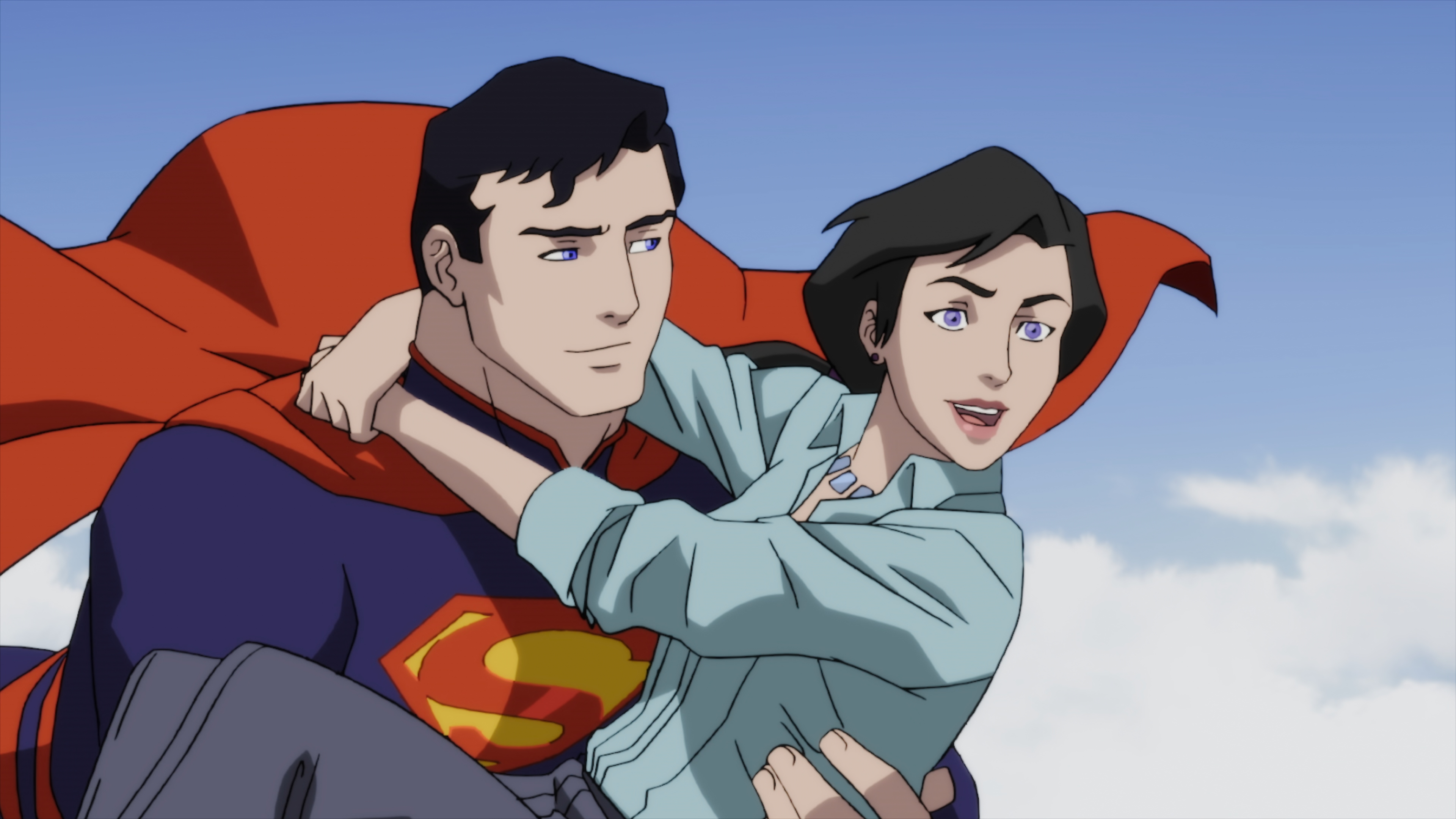 The Death And Return Of Superman 4k Uhd Review