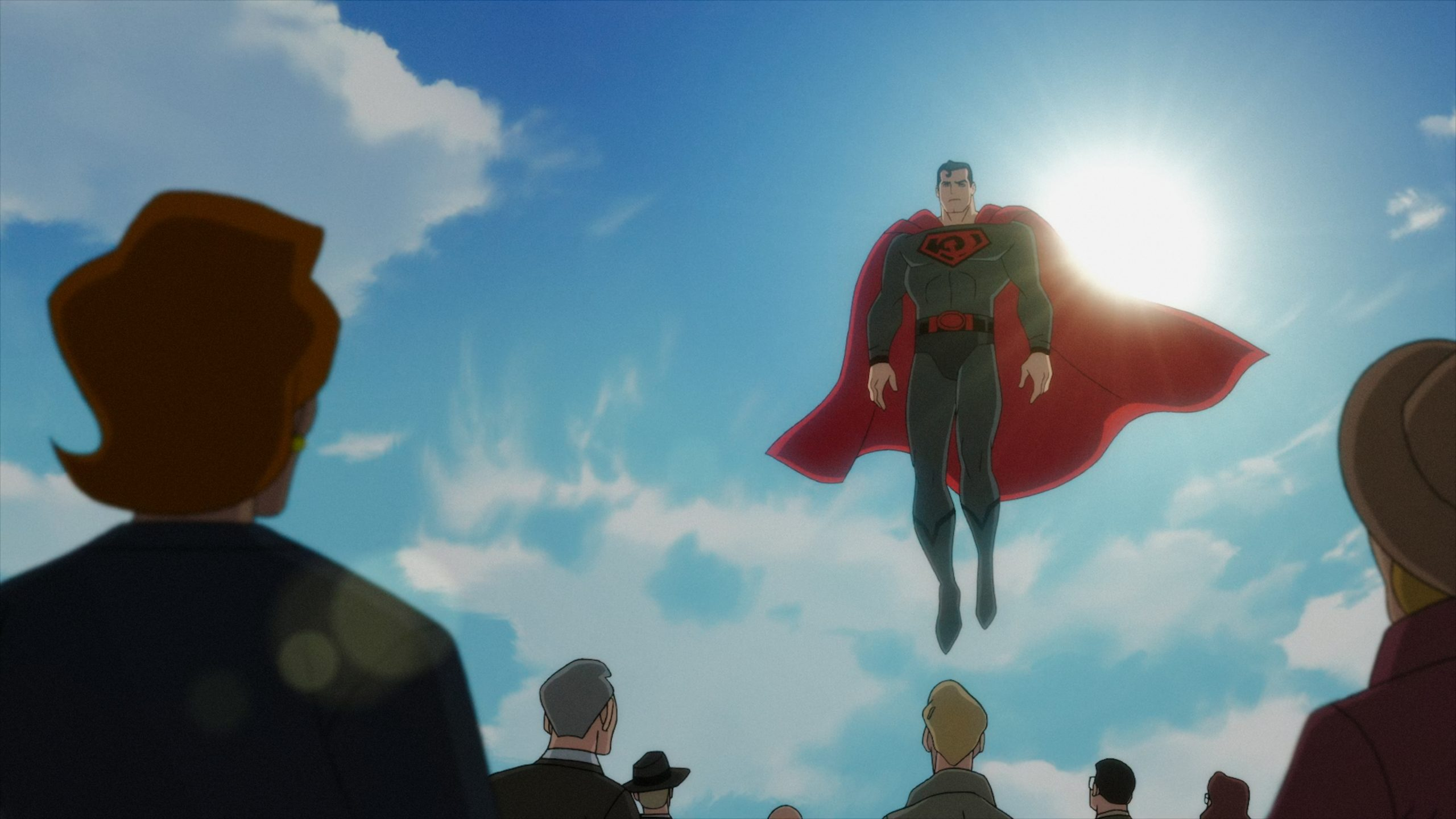 Superman Red Son 4k Uhd Review With Ultrahd Screenshots