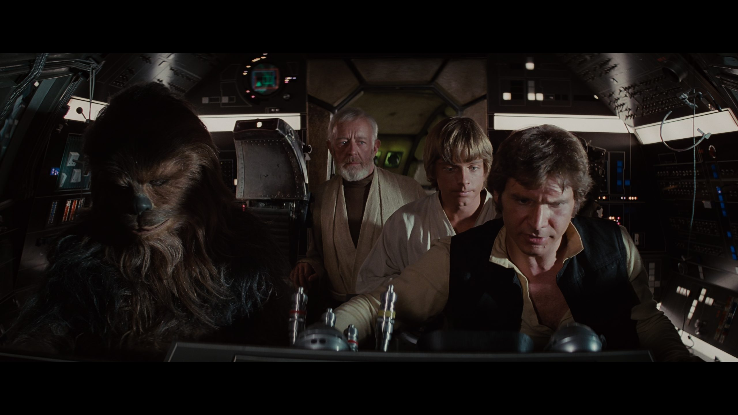 Star Wars Episode Iv A New Hope 4k Uhd Review