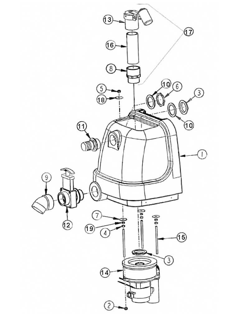 SSS Washer-1/4 Split Lock SKU#980002 For SSS Scepter PE50