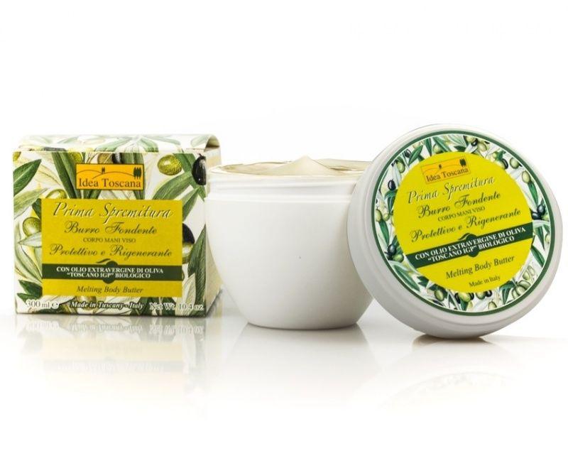 Idea Toscana Kremowe masło do ciała